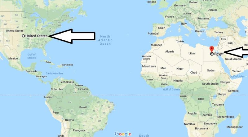 Where is Egypt? Located in The World? Egypt Map | Where is Map