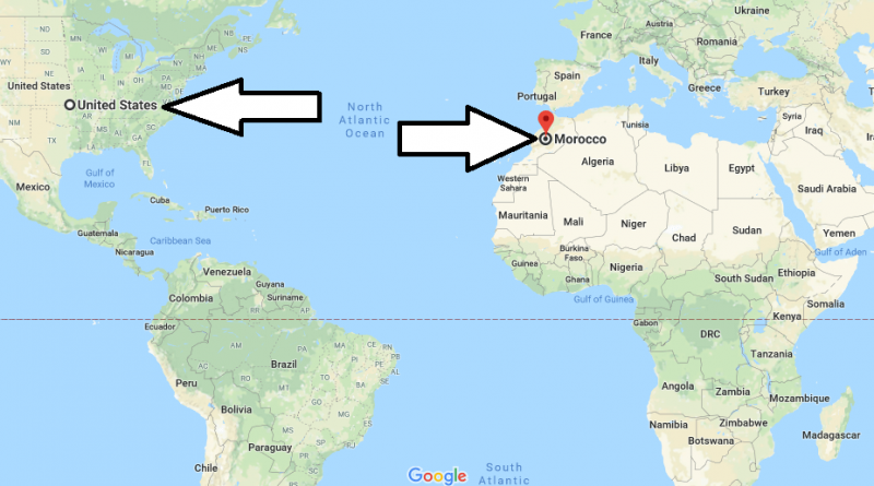 what country is morocco located in