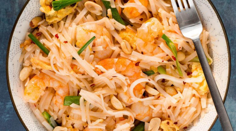 what is pad thai