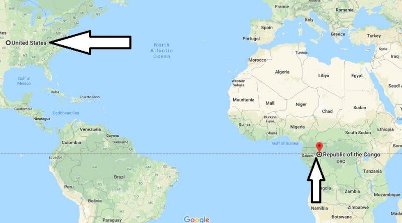 Where is Republic of the Congo located