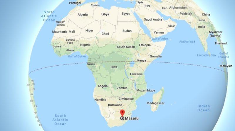 Where is Maseru What Country is Maseru in Maseru Map