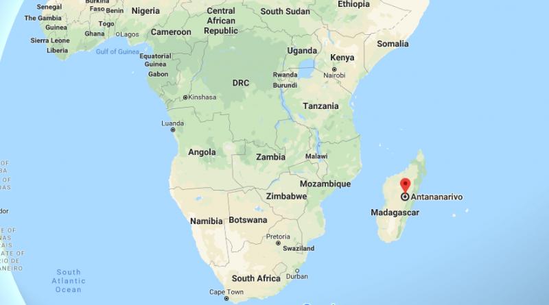 Where is Antananarivo What Country is Antananarivo in Antananarivo Map