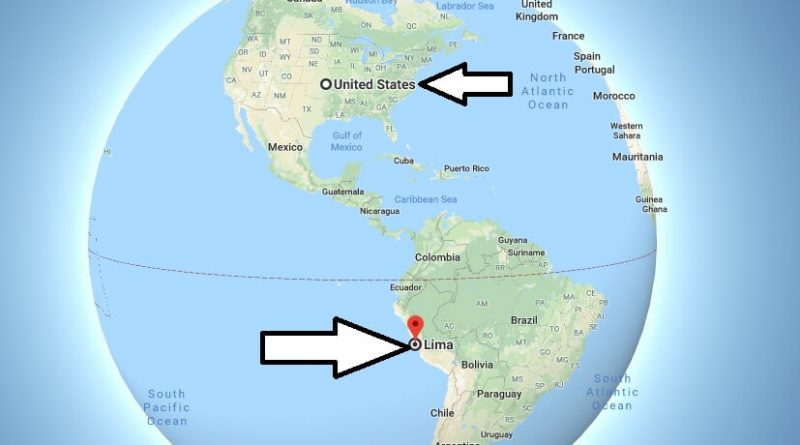 Where is Lima? What Country is Lima in? Lima Map