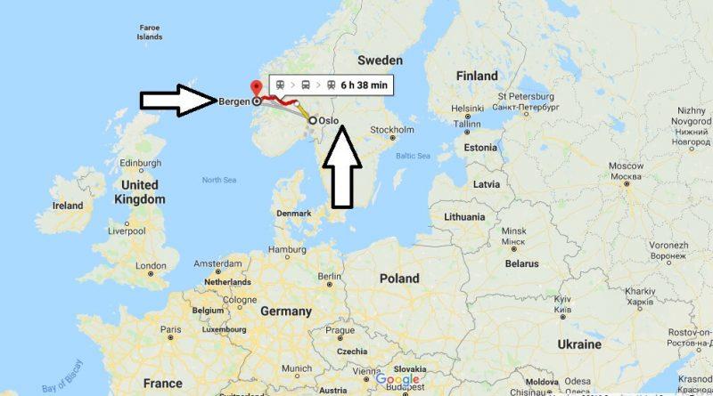 Where is Bergen? What Country is Bergen in? Bergen Map