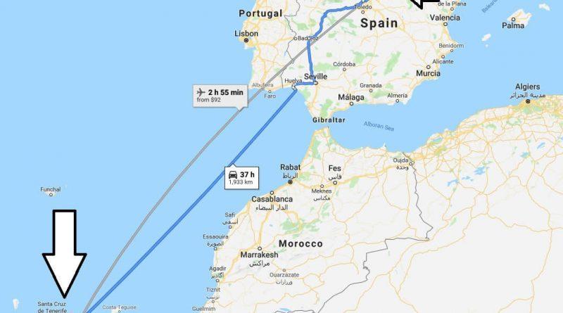 Where is Las Palmas? What Country is Las Palmas in? Las Palmas Map