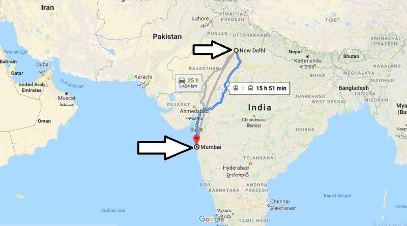 Where is Mumbai? What Country is Mumbai in? Mumbai Map