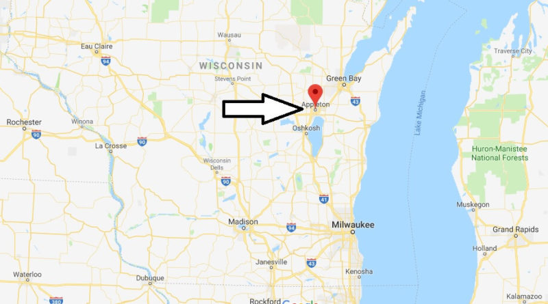 Where is Appleton, Wisconsin? What County is Appleton? Appleton Map Located