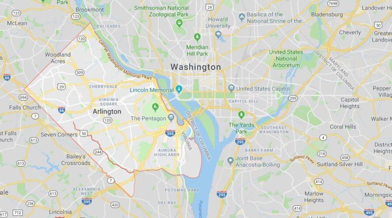 Where is Arlington, Virginia? What County is Arlington? Arlington Map Located