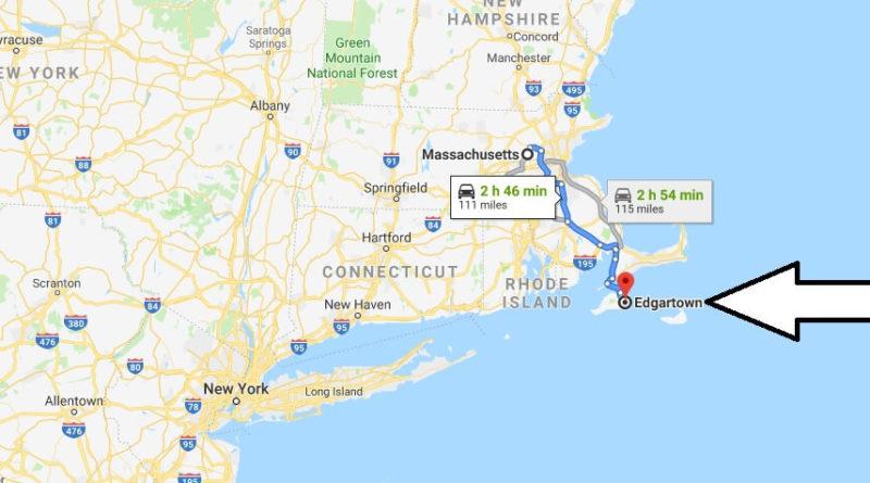 Where is Edgartown, Massachusetts? What County is Edgartown? Edgartown Map Located