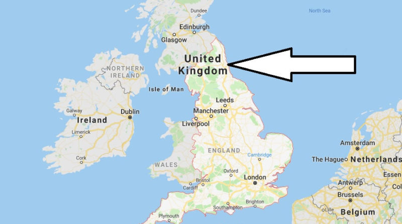 Where is England? What Country is England in? England Map ...