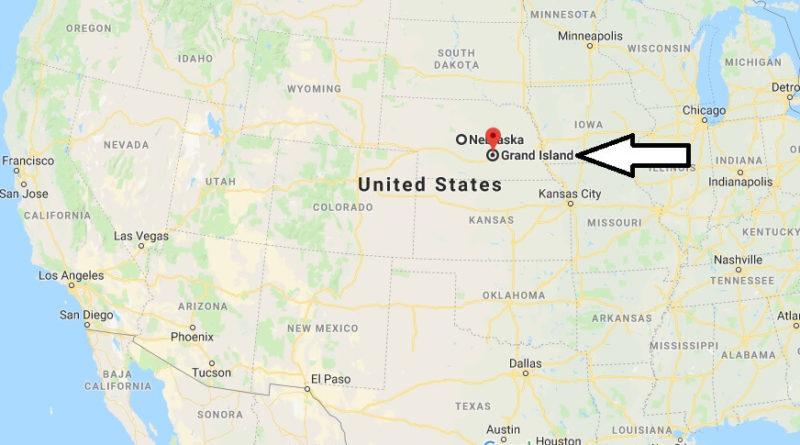 grand island nebraska map Where Is Grand Island Nebraska What County Is Grand Island grand island nebraska map