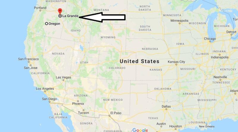 Where is La Grande, Oregon? What County is La Grande? La Grande Map Located