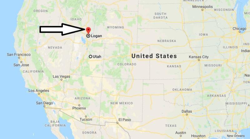 Where is Logan, Utah? What County is Logan? Logan Map Located