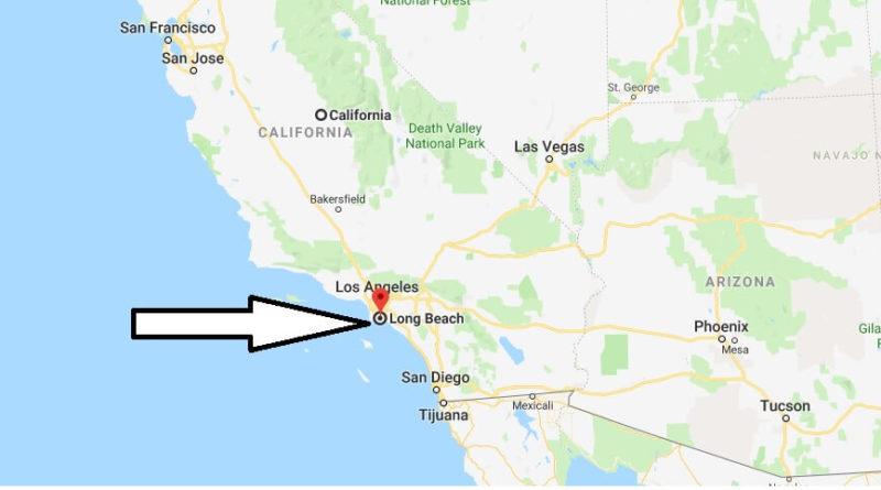 Where is Long Beach, California? What County is Long Beach ...