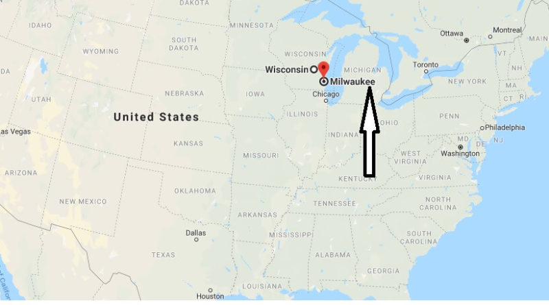 Where is Milwaukee, Wisconsin? What County is Milwaukee? Milwaukee Map Located