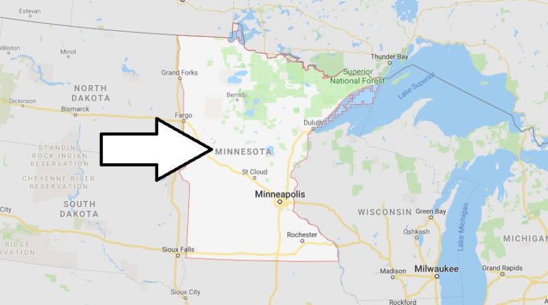 Where is Minnesota State? Where is Minnesota Located in The World? Minnesota State Map
