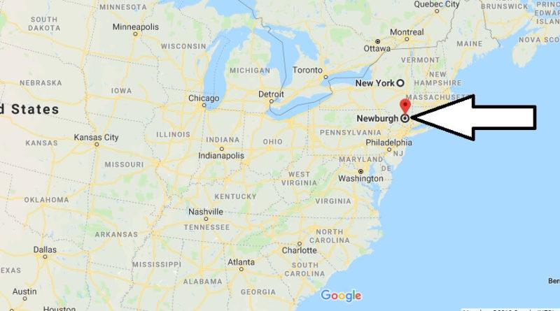 Where is Newburgh, New York? What County is Newburgh? Newburgh Map Located