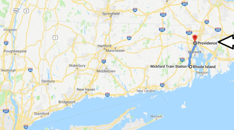 Where is Providence, Rhode Island? What County is Providence? Providence Map Located