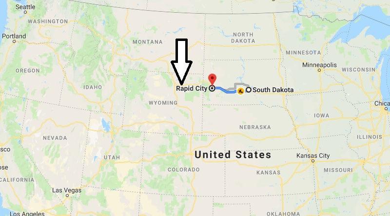 Where is Rapid City, South Dakota? What County is Rapid City? Rapid City Map Located