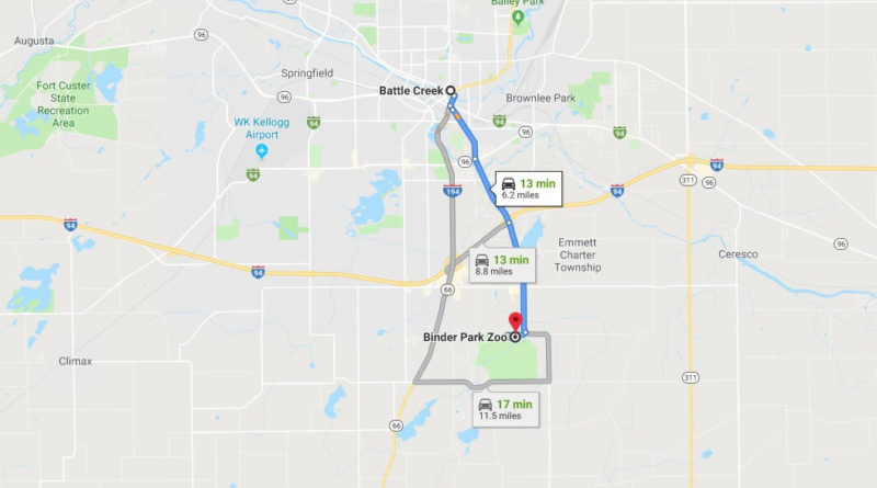Where is Binder Park Zoo Located Prices,Tickets, Hours, Map