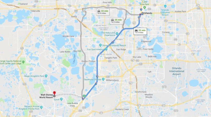 Where is Walt Disney World Resort Located Prices,Tickets ...