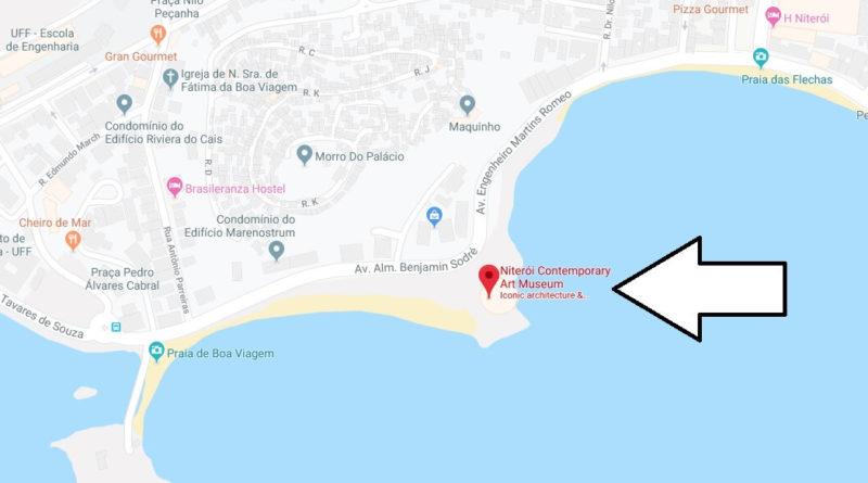 Where is Niterói Contemporary Art Museum