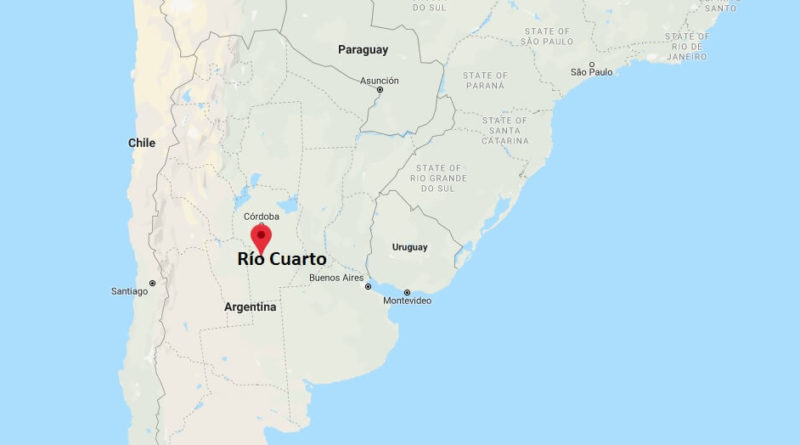 Where is Río Cuarto, Argentina Located? What Country is Río ...