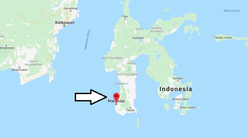 Where is Makassar Located? What Country is Makassar in? Makassar Map
