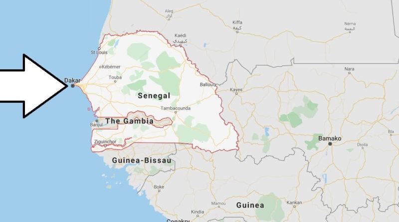 Senegal Map Geography Of Senegal Map Of Senegal Worldatlas Com