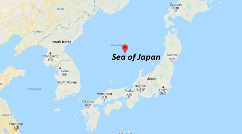 Where is Sea of Japa