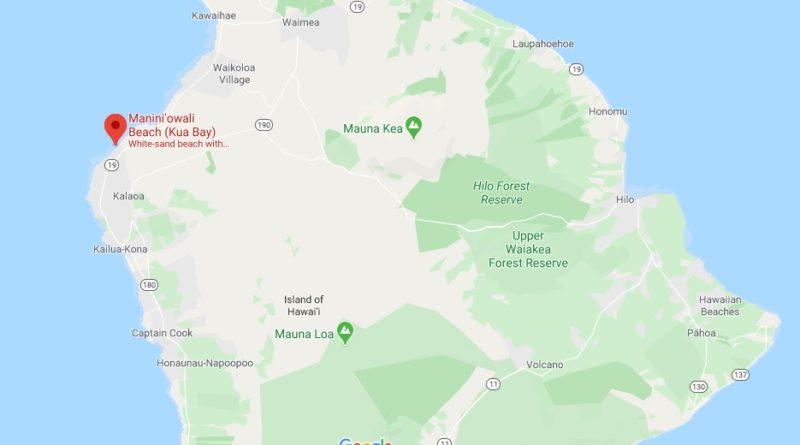 Where is Manini'owali Beach (Kua Bay)? How do you get to Kua Bay Beach?