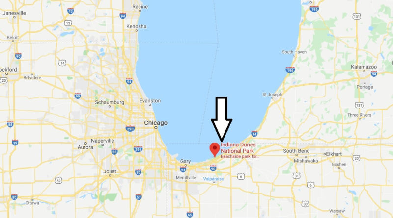 Where is Indiana Dunes National Lakeshore? What city is the Indiana Dunes in?