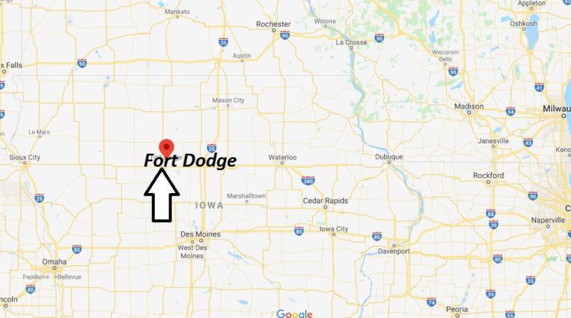 map of fort dodge iowa Where Is Fort Dodge Iowa What County Is Fort Dodge In Fort map of fort dodge iowa