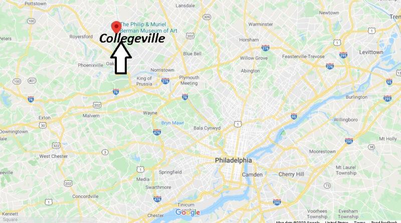 Where is Collegeville Pennsylvania? Zip code 19426
