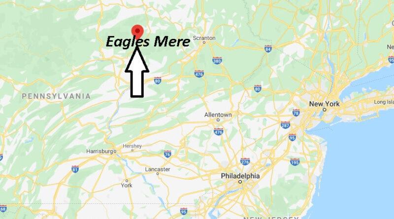 Where is Eagles Mere Pennsylvania? Zip code 17731
