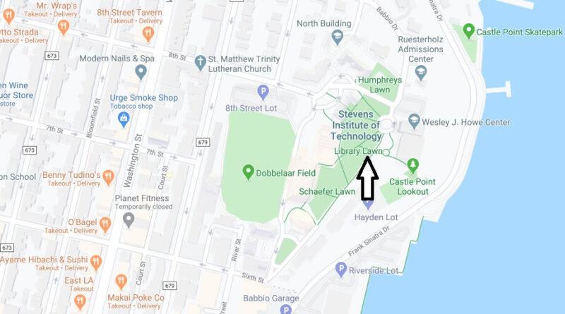 Where is Stevens Institute of Technology Located? What City is Stevens Institute of Technology in