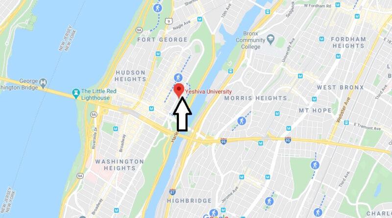 Where is Yeshiva University Located? What City is Yeshiva University in