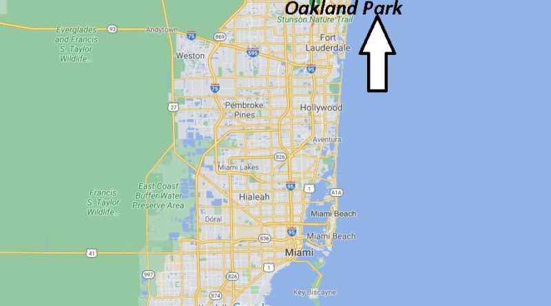 What county is Oakland Park FL in