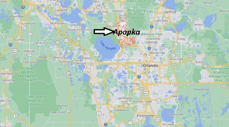 Where is Apopka Located