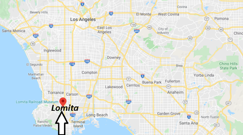 Where is Lomita Located
