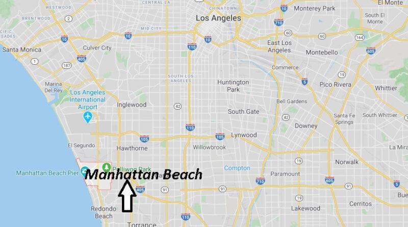Where is Manhattan Beach California? What County is Manhattan Beach in