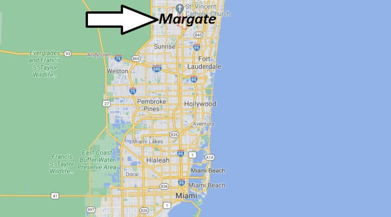 Where is Margate Located