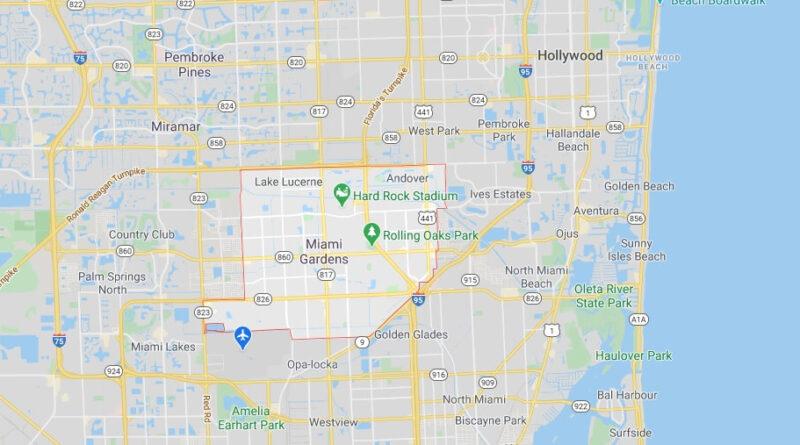 Where is Miami Gardens Located