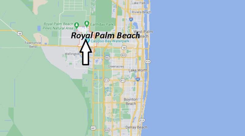 Where is Royal Palm Beach Located