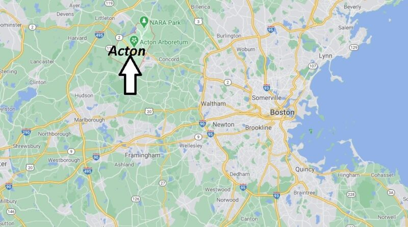 Where is Acton Located