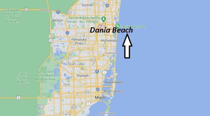 Where is Dania Beach Located