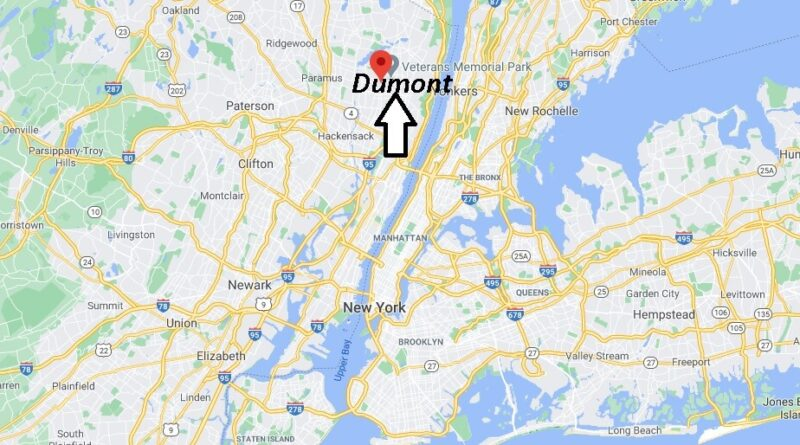 Where is Dumont Located