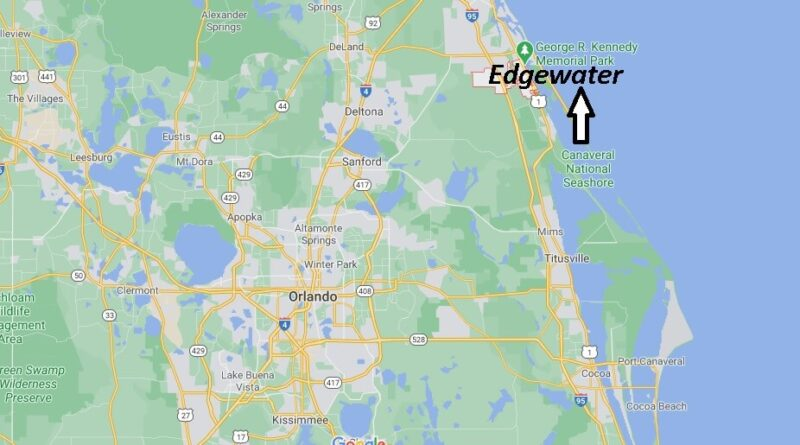 Where is Edgewater Located
