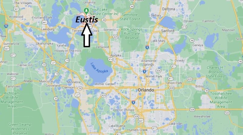 Where is Eustis Located