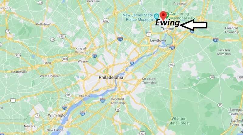 Where is Ewing Located